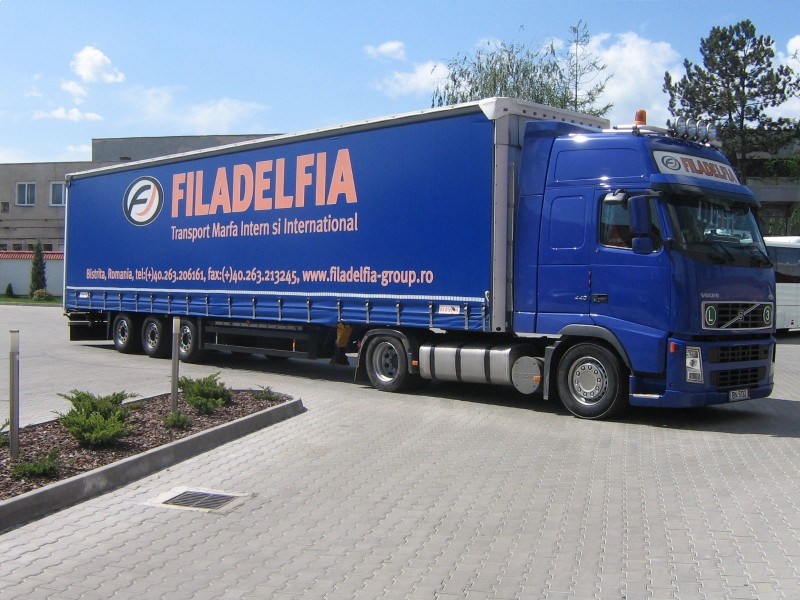 FILADELFIA FREIGHT !!!! ISO 9001 TUV Germany.